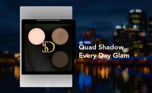 Banner grid Quad Shadow