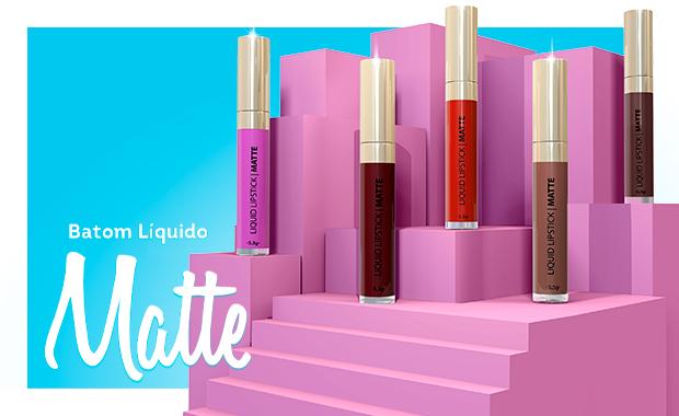 Mini Banner Boca LipsTick Matte 04