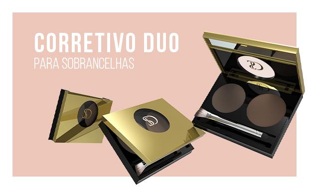 Mini Banner Sobrancelhas Corretivo Duo 06