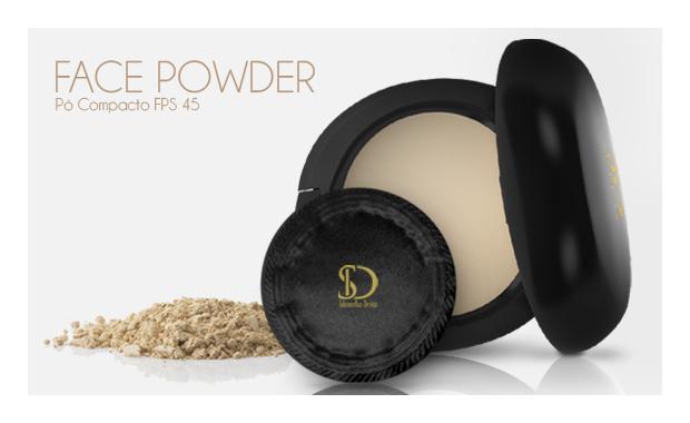 Mini Banner Rosto Face Powder 03