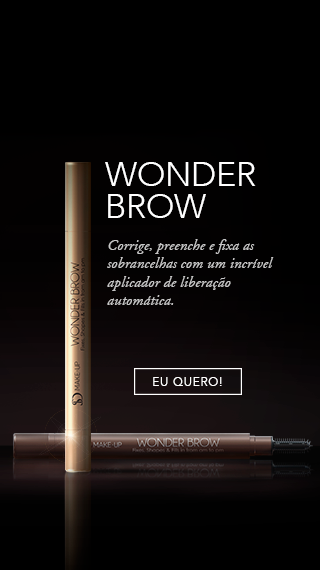 Banner Mobile Wonder Brow