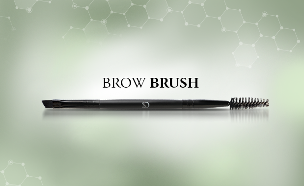 Mini Banner - Brow Brush