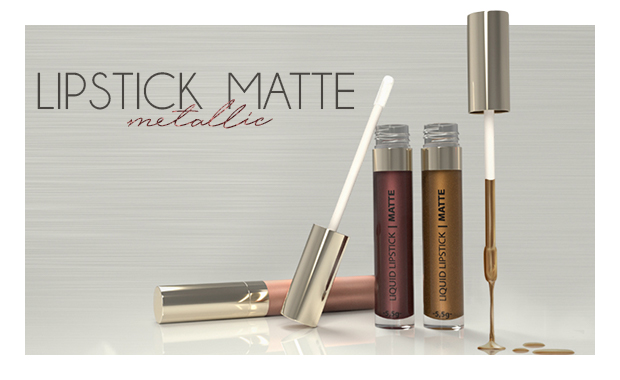 MB Boca LipsTick Matte Metallic 08