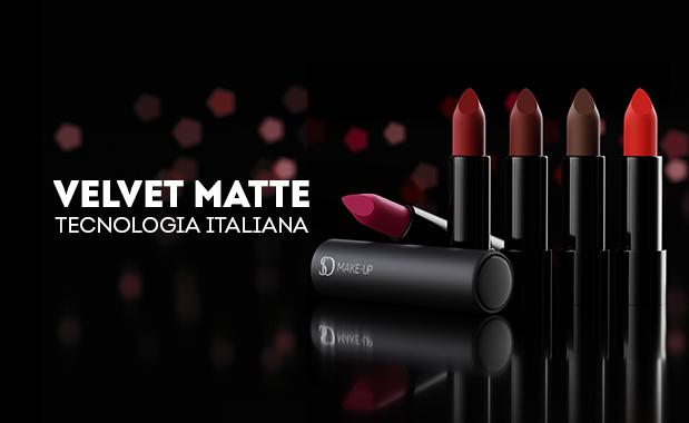 MB Boca Velvet Matte Lipstick
