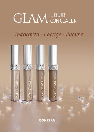 Lançamento Glam Liquid Concealer Mobile