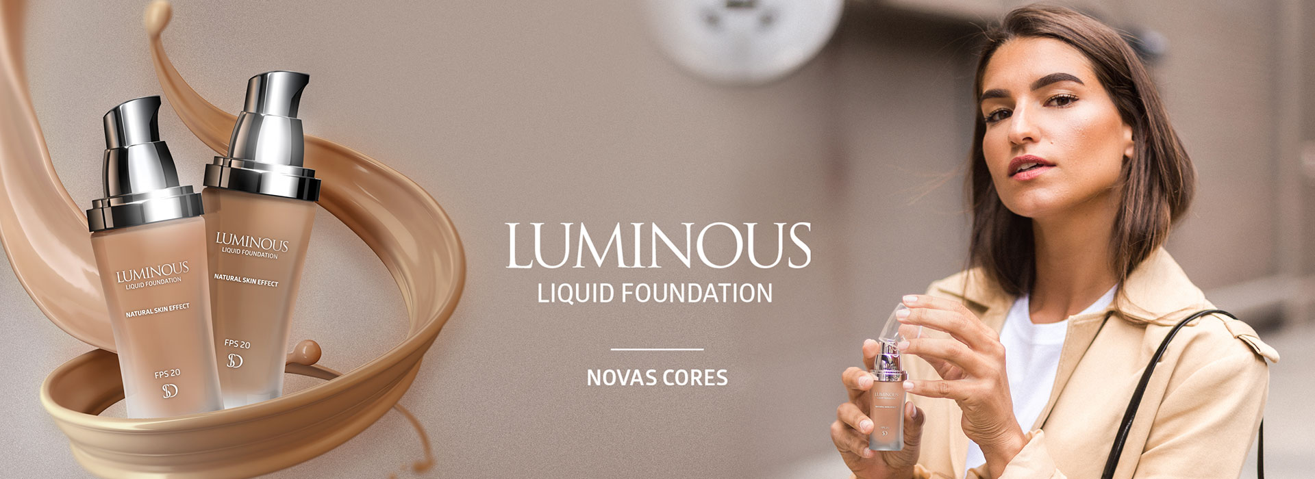 Novas Cores - Luminous